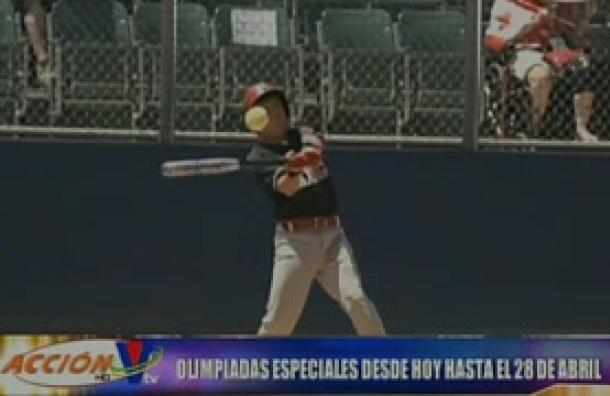 Honduras tendrá 32 deportistas en la tercera edición de las Olimpiadas Especiales