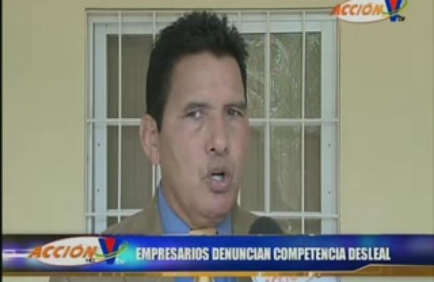 Megaempresarios piden monotributo para vendedores callejeros