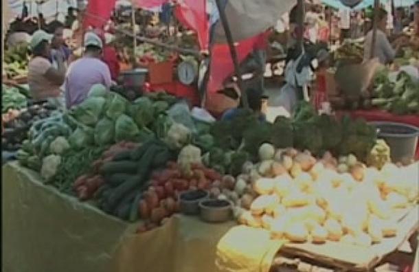Productores de verduras en crisis