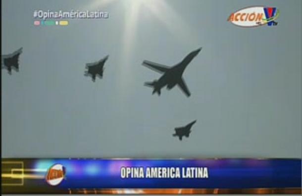 #OpinaAméricaLatina: ¿Estamos a las puertas de la III Guerra Mundial?