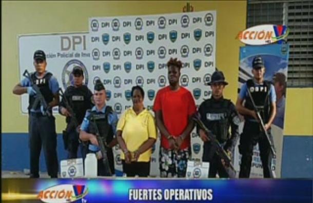 Policía ejecuta diversos operativos de seguridad en La Ceiba