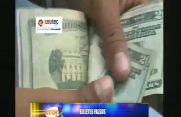 Cada día circulan más billetes falsos en Honduras