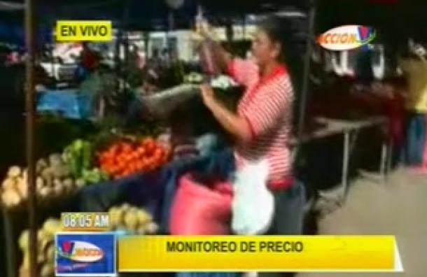 INFORME ESPECIAL: Monitoreo de precios desde la Feria del Agricultor