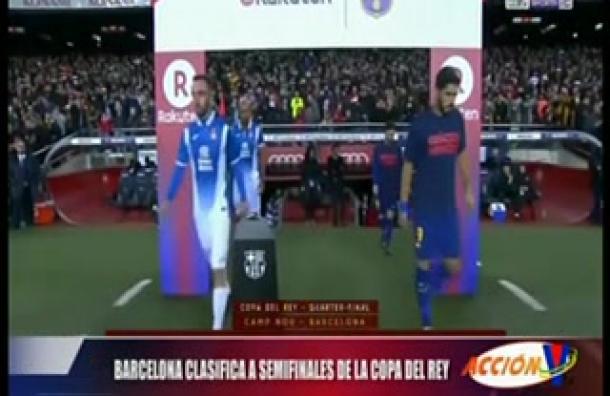 Resumen deportivo: Barcelona clasificó a semis de la Copa del Rey