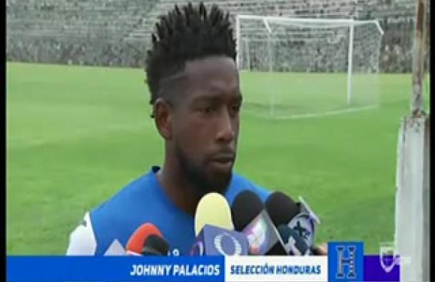 FIFA retiró cargos contra Johnny Palacios