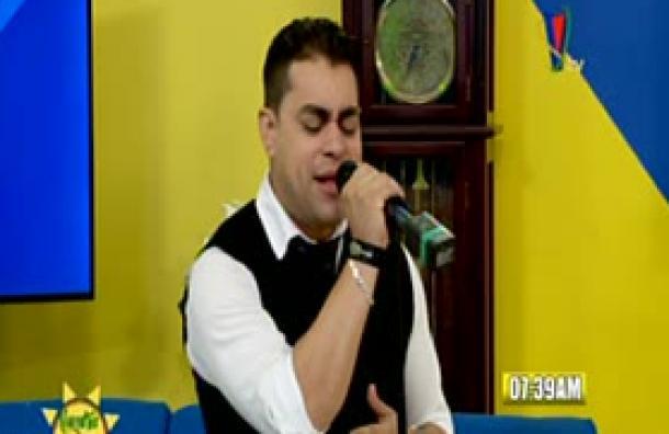 Carlos Salazar nos regala una hermosa canción