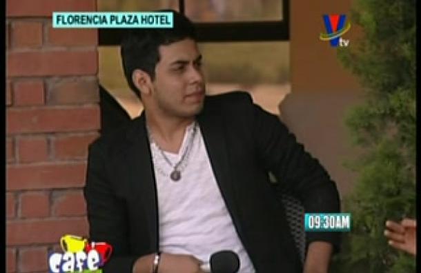 Entrevista a Axel Lirical, cantante hondureño