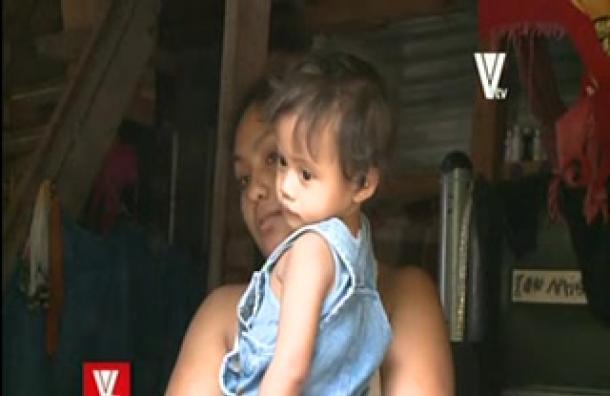 60 familias regresan a sus viviendas a la orilla del Río Choluteca