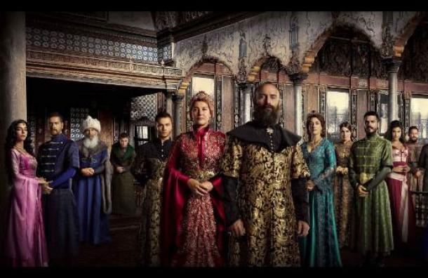 Suleiman El Gran Sultan este lunes