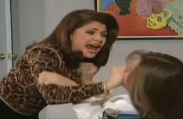 Actriz de 'María la del barrio' y su escena con 'Nandito': 'En la escuela decían ?mira, ahí va la maldita lisiada'