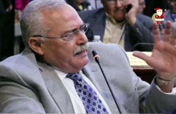 EE.UU. señala a diputado Óscar Nájera por