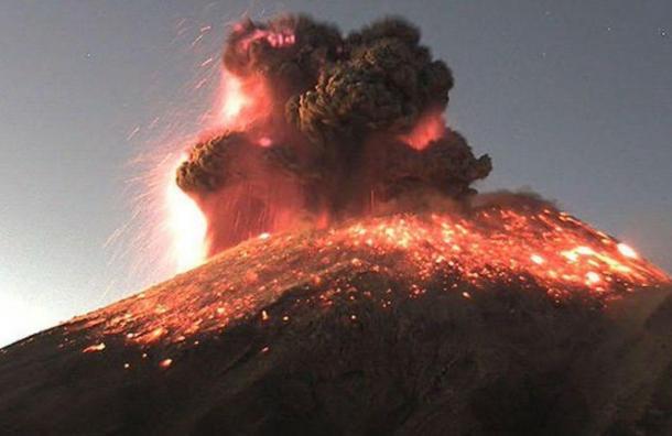 Registran erupción del volcán Popocatépetl: autoridades mexicanas emiten alerta amarilla