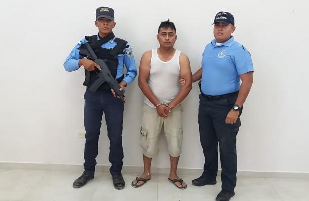 FNAMP detiene a 3 integrantes de maras y pandillas