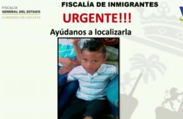 Dos menores hondureños se encuentran desaparecidos en la frontera entre Guatemala y México