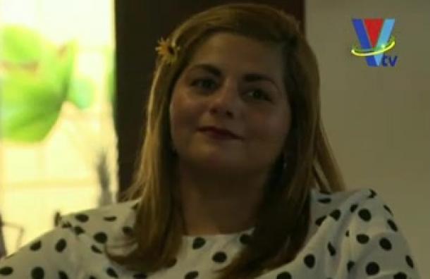 Jennifer Martínez lucha por la defensa de las personas con discapacidad