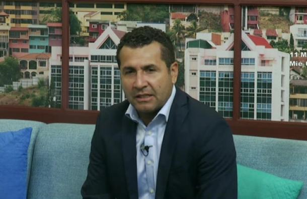 Entrevista a Nerlyn Membreño, ex jugador de Olimpia