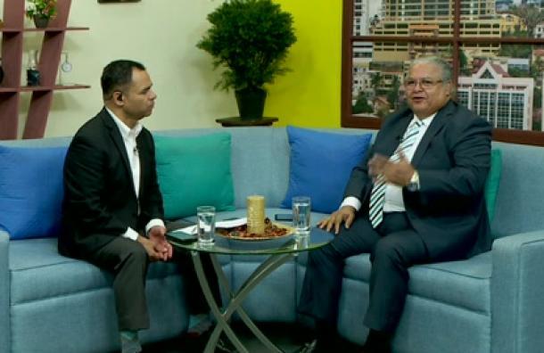 Entrevista a Mario Tomás Barahona, pastor evangélico