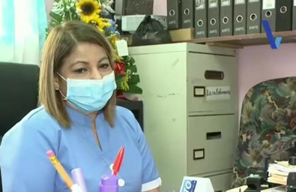Madres, enfermeras y heroínas en medio de la pandemia