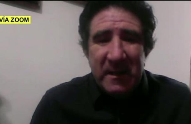 Entrevista a Héctor Vargas, DT de Marathón