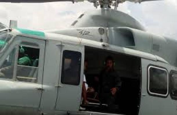 Se accidentó helicóptero en Toncontín, no hay personas fallecidas