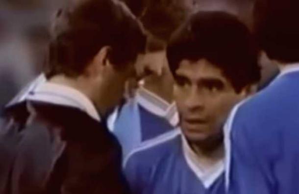 Histórico de la selección de Alemania: 'Maradona era Messi y CR7 en una misma persona'