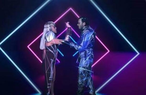 Danna Paola y Sebastián Yatra presentaron su nuevo vido de No Bailes Sola