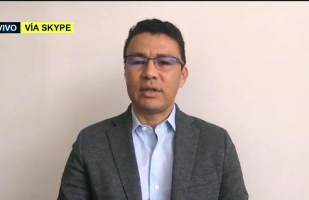 Entrevista a Ebal Díaz, ministro de la Secretaría de la Presidencia