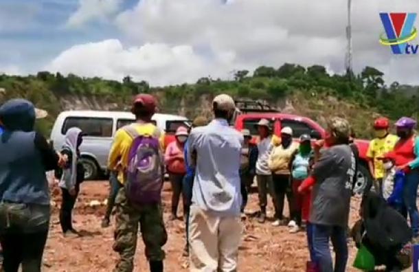 150 personas reciben ayuda de Alianza River Church y Árboles de Justicia