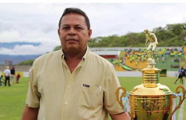 Muere en forma violenta Héctor Fúnez presidente de Liga de Ascenso de Yoro