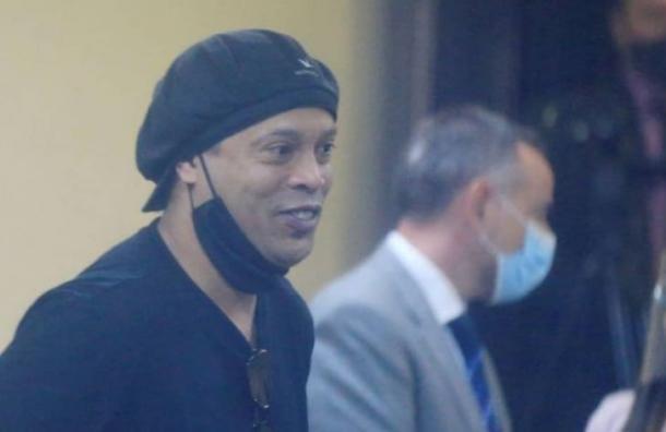 Ronaldinho puesto en libertad en Paraguay tras cinco meses de detención