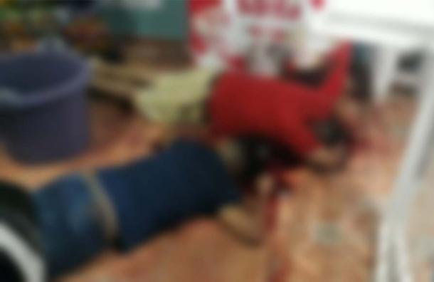 Cinco personas acribilladas en El Pedregalito