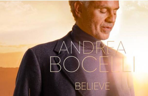 Andrea Bocelli presenta su primer sencillo , You'll Never Walk Alone