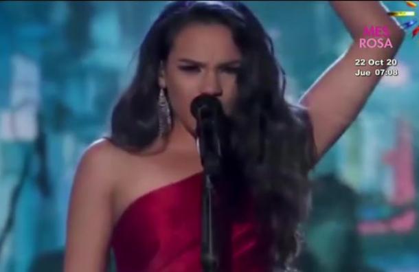 Entrevista a Angie Flores, cantante hondureña