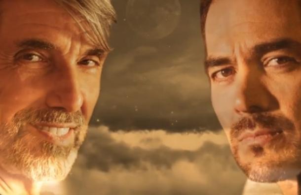 Diego Verdaguer y Omar Chaparro presentan, De qué me sirve el cielo