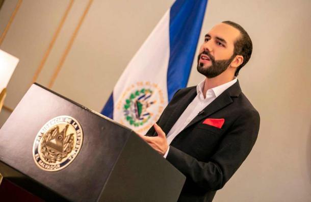Nayib Bukele envía mensaje para Honduras y Nicaragua ante Eta