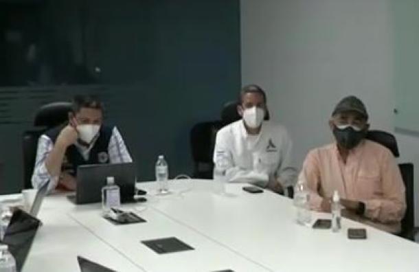 Sinager piden a la ciudadanía estar en alerta por la llegada de Iota
