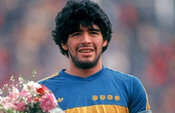 Maradona: La vida del astro del futbol resumido en 10 fotografías