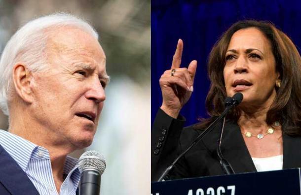 Joe Biden y Kamala Harris son la 'Persona del Año' de 2020 para la revista Time