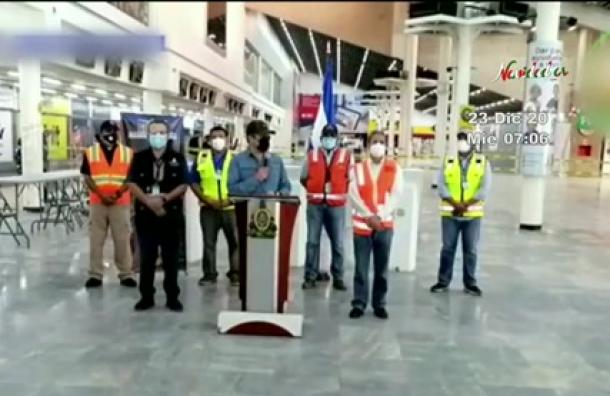 Habilitan vuelos nacionales en el Aeropuerto Ramón Villeda Morales