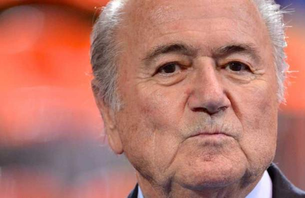 La FIFA demandó a su expresidente Joseph Blatter