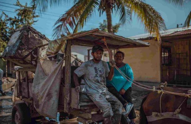 Más de 100 mil millones de pérdidas cuantifica Cepal en Honduras por ETA e IOTA