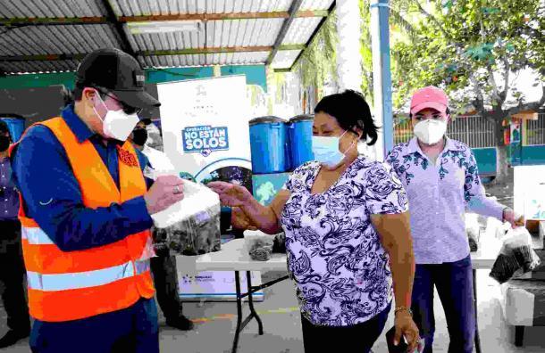Gobierno de Honduras continúa con segunda fase de operación, No Están Solos