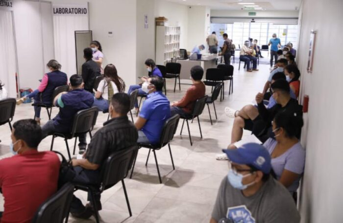 Honduras en aumento casos de coronavirus