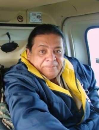Beto Andino locutor ícono de radio hondureña