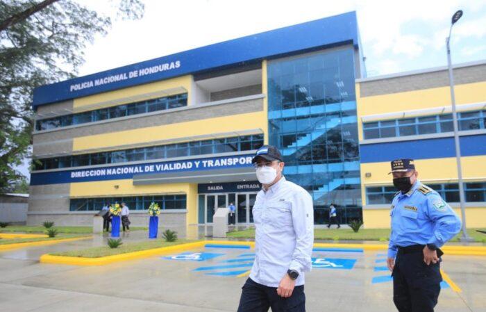 Nuevas oficinas de Vialidad y Transporte en SPS