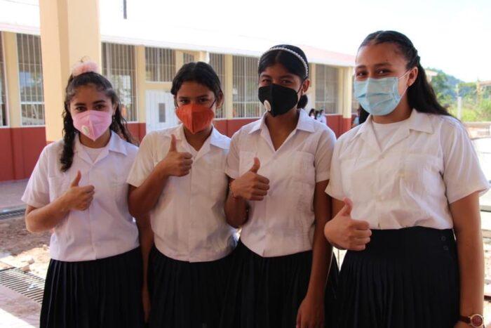 Gobierno continúa fortaleciendo la educación en Honduras