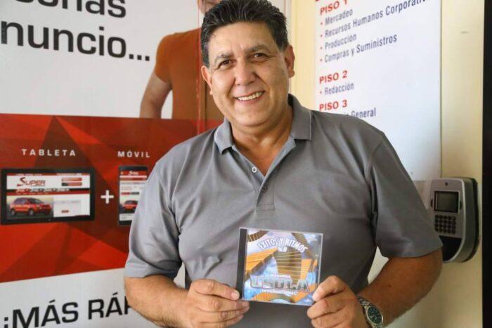 Martín Mejía de Marimba Usula Internacional