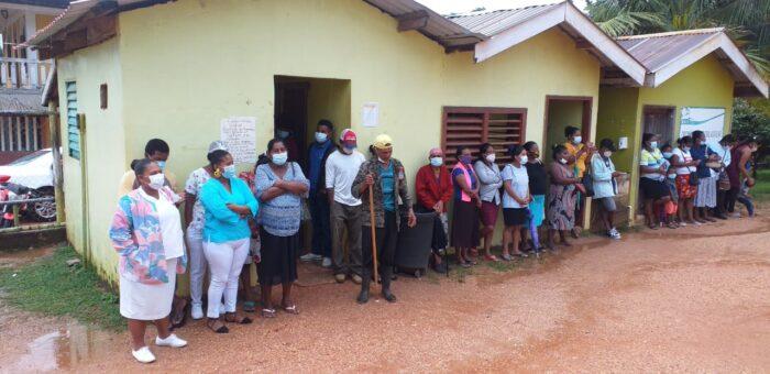 En crisis hospital de Puerto Lempira Gracias a Dios
