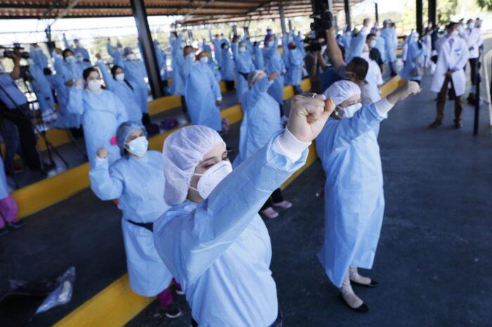 Se garantiza vacuna para todos según gobierno de Honduras