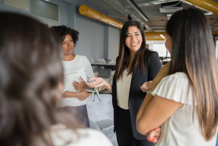 Nestlé empoderando a las mujeres en el mundo